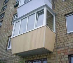 остекление балконов в Дзержинске