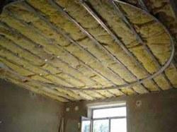 Утепление потолка в Дзержинске. Утеплить потолок г.Дзержинск